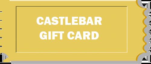 Castlebar Gift Card