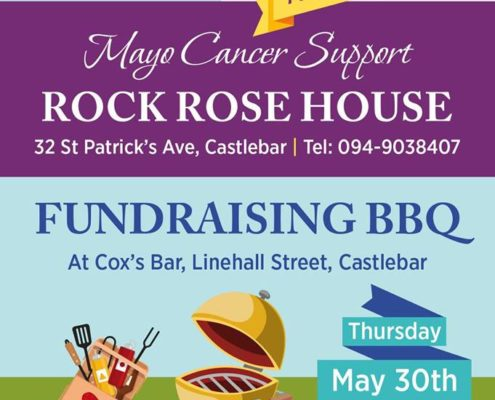Mayo Cancer Support Rock Rose House BBQ