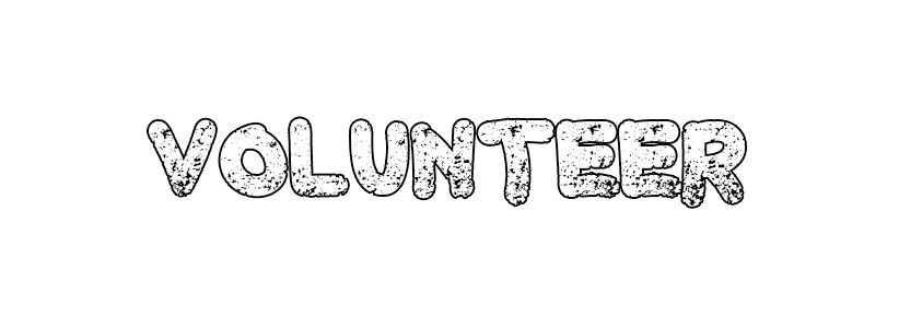 Voluteer to help on our events and projects
