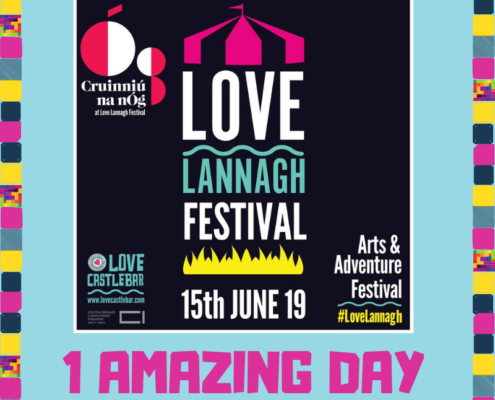 Love Lannagh Arts and Adventure Festival #lovelannagh