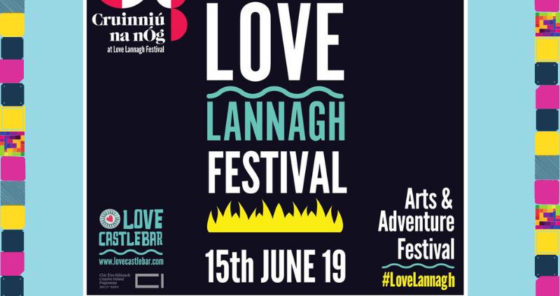 Love Lannagh Arts and Adventure Festival #lovelannagh